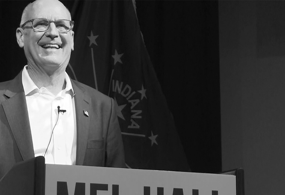 Indiana's 2nd Congressional District – Mel Hall