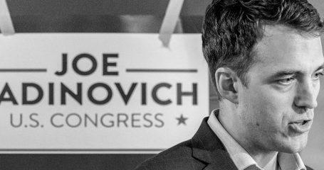 Minnesota's 8th Congressional District – Joe Radinovich