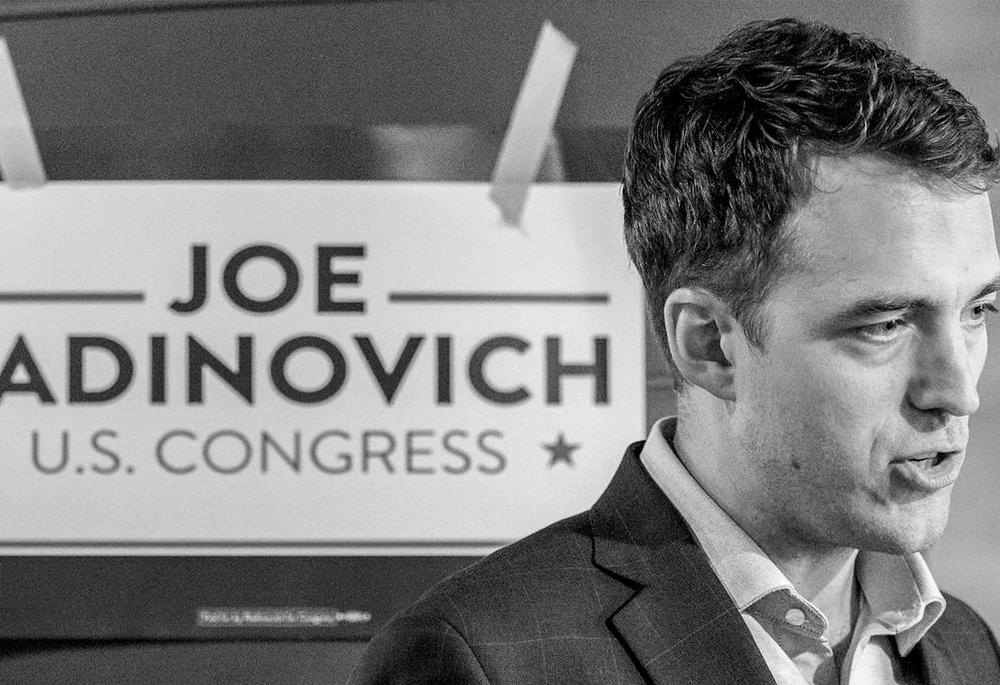 Minnesota's 8th Congressional District – Joe Radinovich